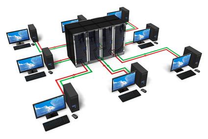 © Scanrail - Fotolia.com - Betreuung und Einrichtung von Netzwerken für Firmen - IT Weiß GmbH